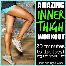 amazing inner thigh workout in 20 minutes tone and tighten