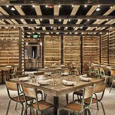 Restaurant Dining Room Design 19 Restaurants Hitting The Rustic Nail On The Head