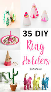 urban hand ring holder images Showcase your rings with these 35 stylish diy ring holders diy png