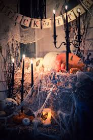 backyard halloween decorations 60 awesome outdoor halloween party ideas digsdigs