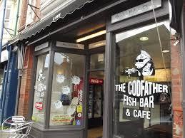 Fishbar The Codfather Fish Bar U0026 Cafe Frogmore Street Abergaven U2026 Flickr