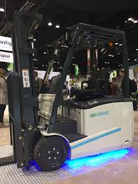 unicarriers americas announces new 3 wheel electric forklifts
