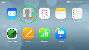 access icloud from android how to transfer contacts from iphone to android 5 ways ubergizmo