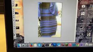 proof the dress is blue and black not gold and white thedress