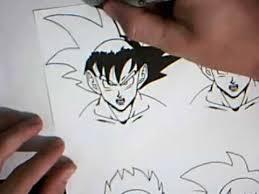 dbz drawing guide dragon ballz characters