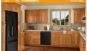 what color kitchen cabinets go with oak floors us now and forever september 2010 kitchen