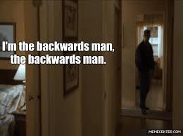 Green Man Meme - the backwards man tom green ladies and gents gif on imgur