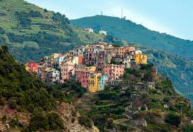 Map Of Cinque Terre How To Get To Cinque Terre From Florencearttrav
