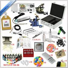 2015 sale starter tattoo kit low price beginner tattoo kit