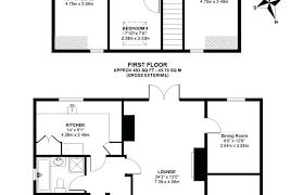 small floor plan chalet bungalow plans bungalow house plans medium size floor plan