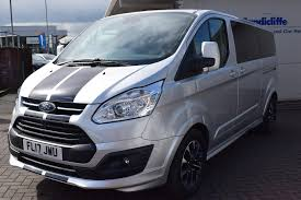 ford transit diesel for sale used ford transit custom sport vans for sale in leicester