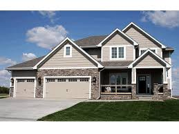 cheap 2 story houses large but tweak able 2 story floor plan w large garage