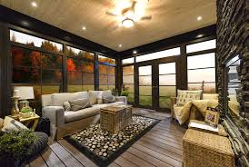 Windows For Porch Inspiration Outdoor Oasis I Think So The Weathermaster Porch Windows Make