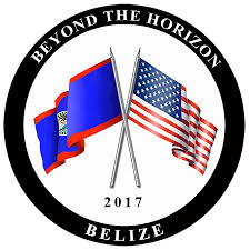 Belize Flag U S Army South And Bdf Work Together To Provide Projects And