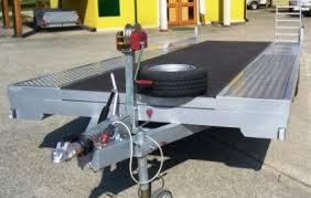 rimorchio porta auto usato rimorchio allungato per trasporto carico pesante turatello rimorchi