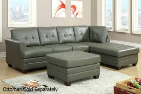 venezia leather sectional and ottoman leather sectional with ottoman metropolitan and messina brown bonded