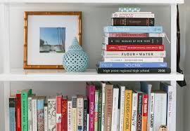 5 tips for styling bookshelves pretty u0026 fun