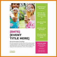 free event poster templates 10 event flyer free template chef resumed