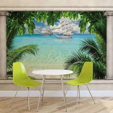 beach tropical island window view photo wallpaper mural 2861wm beach tropical island window view photo wallpaper mural 2861wm beach coastal catalogues collections consalnet partner portal