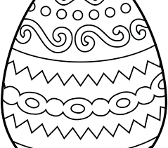 pysanky egg coloring page dinosaur egg drawing at getdrawings com free for personal use