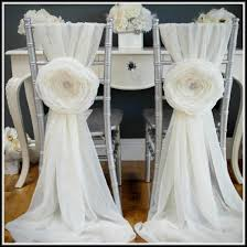 how to make chair sashes diy chair sashes do it your self