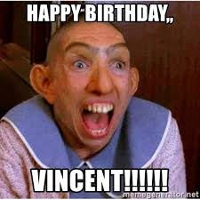 Vincent Meme - happy birthday vincent pepper american horror story meme
