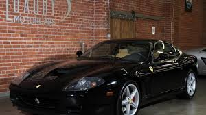 ferrari dealership near me 2003 ferrari 575m maranello for sale near sacramento california