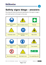 ideas of safety signs worksheets about worksheet austsecure com