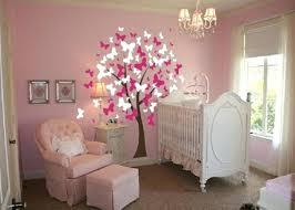 d馗oration papillon chambre fille deco papillon chambre fille stickers pour chambre bacbac un arbre