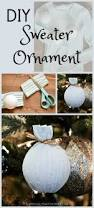 diy sweater christmas ornaments sondra lyn at home