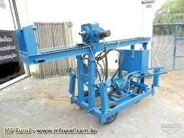 Extreme Maquina de Furar Poço Artesiano em Franca SP Vender Comprar  &NZ97