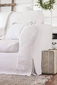 ikea slipcovered sofa ikea slipcovered sofas leather sectional sofa