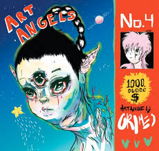 design art album grimes new album is called art angels features a song about al