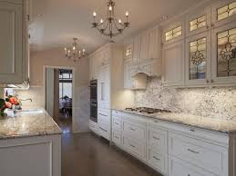 White Kitchen Cabinets With Granite Countertops Photos Kitchen Countertops Stunning Kitchen Ideas With White Kitchen