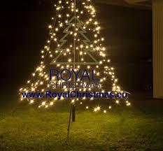 flapole christmas tree lighting 3 m 300 cm
