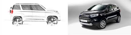 indian car mahindra spec comparison mahindra tuv300 vs ford ecosport diesel news
