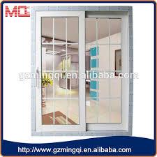 Double Glass Door by Fancy Design Plastic Korean Sliding Doors Double Glass Doors With