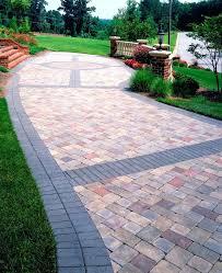 Paver Ideas For Backyard Backyard Pavers Ideas Outdoor Pavers Ideas Kuki Me
