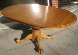 antique dining table with claw feet dining table claw foot antique oak pedestal dining table 50 with antique oak pedestal dining table