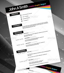 Resume Pro 28 Creative Cheap Resume Templates