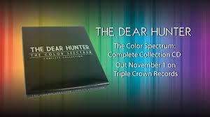 Color Spectrum The Dear Hunter