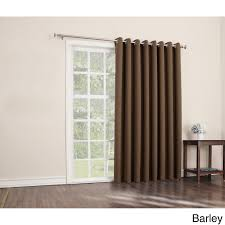 charming sliding door curtains pictures best inspiration home