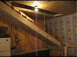 55 attic hideaway stairs attic stairs flickr photo sharing