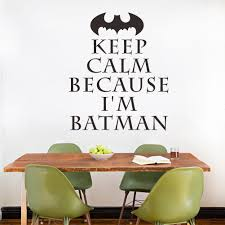 Dining Room Wall Quotes Compare Prices On Quotes Batman Online Shopping Buy Low Price