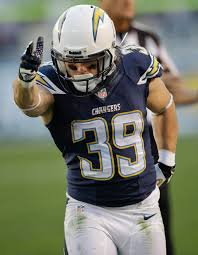 all you need to know about danny woodhead los angeles chargers