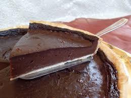 cuisiner le fl騁an tarte au flan chocolat noir vegan tartes et tartelettes