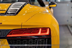 Audi R8 Yellow - all new 2017 r8 spyder drops by audi forum