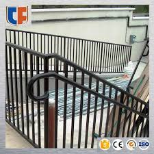 aluminum stair railing tf fence