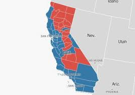 Map Of California And Arizona by California Just Proved How Cracking Down On Gerrymandering Isn U0027t