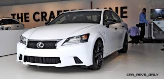 lexus sedan line road test review 2014 lexus gs350 awd is quick and balanced with